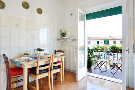 Private Flat/WI-FI/Easy walk to historic center - Florencie - Byt