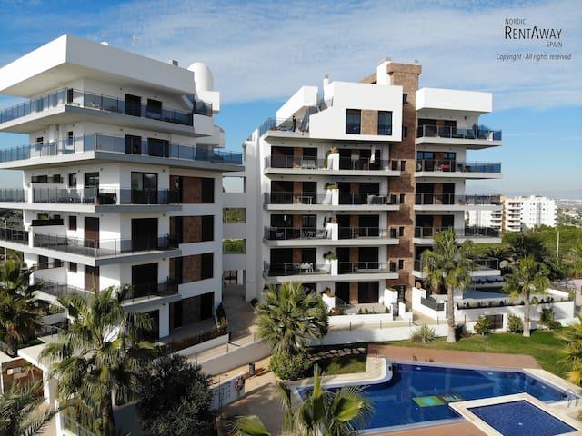 Family Apartment Arenales Del Sol