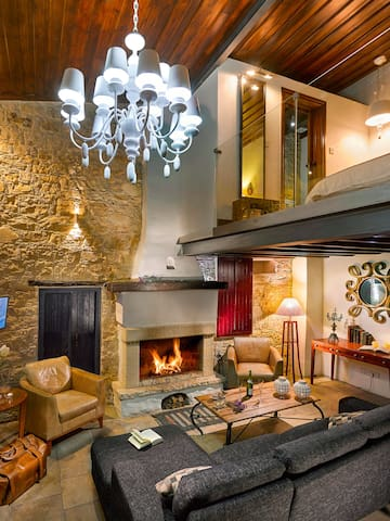Palati (Exclusive Suite with Fireplace)