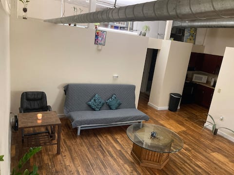 Historic Loft in Downtown Baltimore