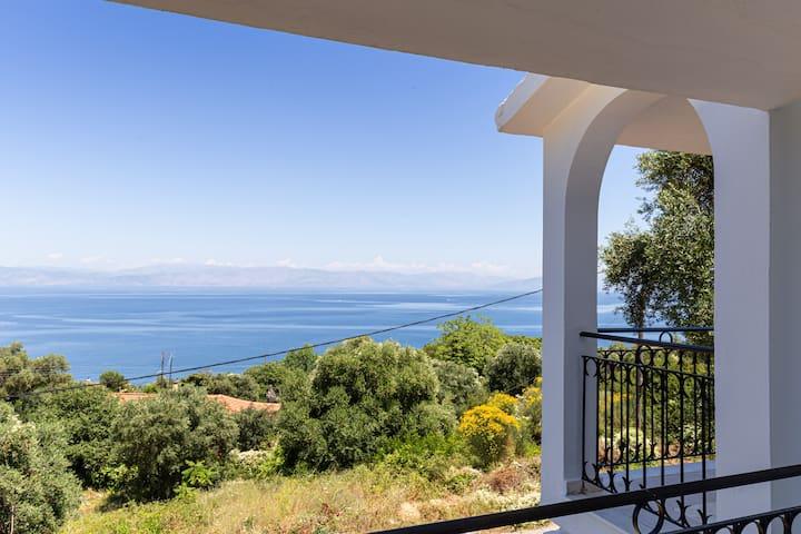 Ionian Blue Sea View Maisonette 1