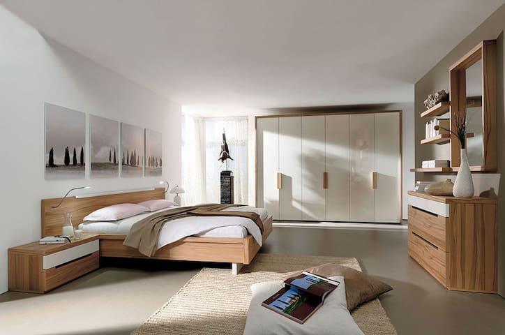 Sehr gemütliche Wohnung in ruhiger Lage - Norderstedt - Apartment