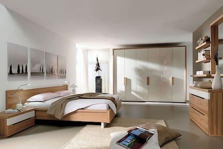 Sehr gemütliche Wohnung in ruhiger Lage - Norderstedt - Huoneisto