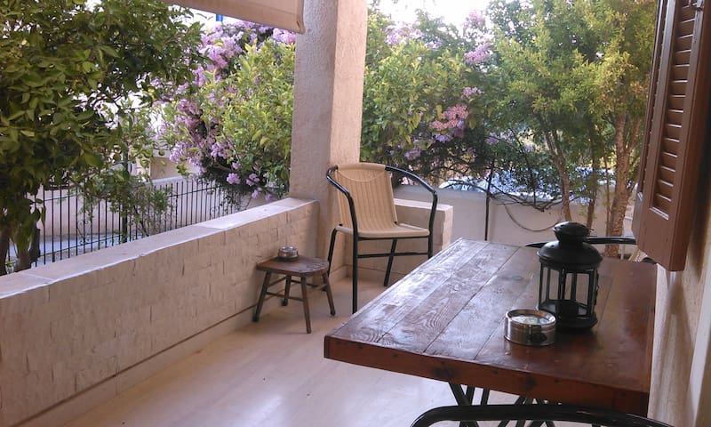 Alice House - Apartment with Yard - Porto Cheli - Departamento