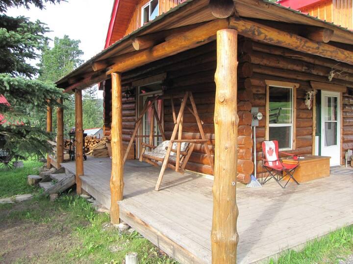 Hunters Cabin - Anchor D