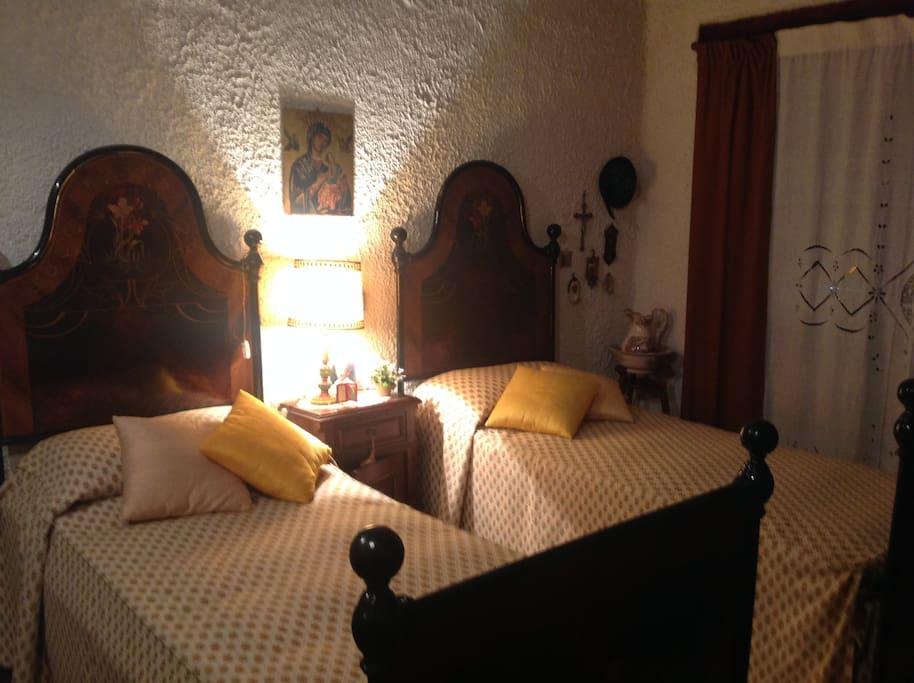 Zona notte/camera da letto