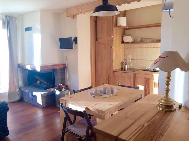 Casa Cielo Alto - Pian De' Valli - Appartement