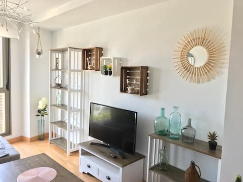 Apartamento + parking Pamplona (Ansoáin)