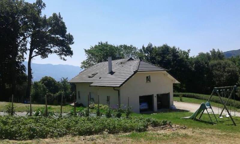 la maison de Savoie - La Biolle - Casa