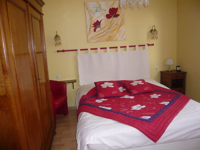 Chambre Jonquille - Westhalten - Bed & Breakfast