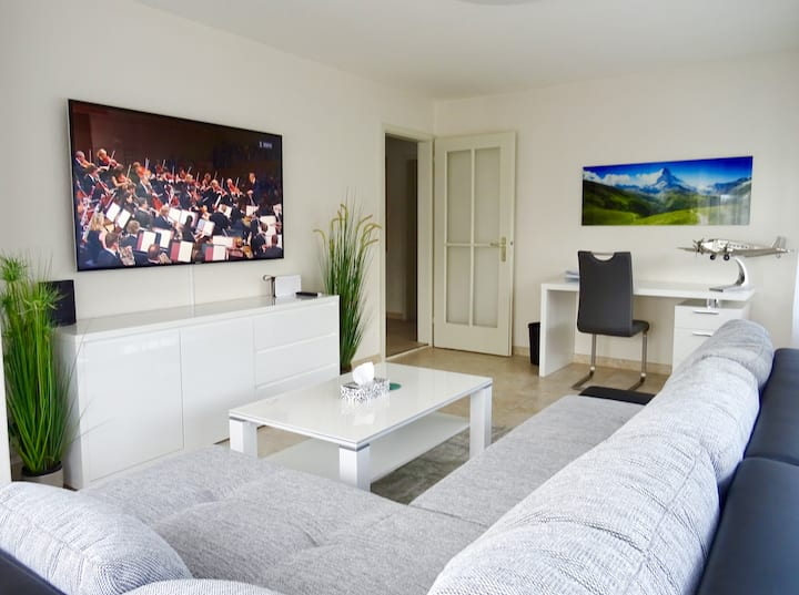 Gem of an apartment on Zürich's unique Gold Coast