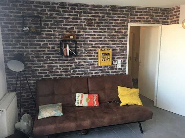 Appartement neuf style industriel - Cugnaux - Apartment