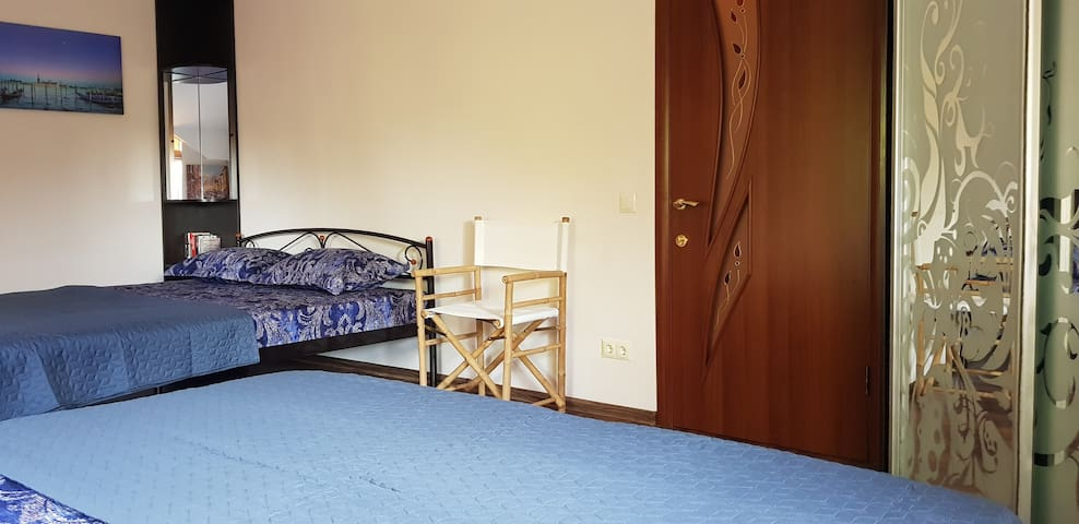 """Bedroom """"Venice"""" for 4 persons on 2nd floor"""