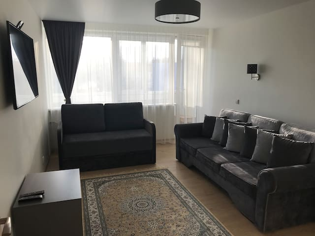 Crystal Grey -  2 Bedrooms Apartment for 6 Guest