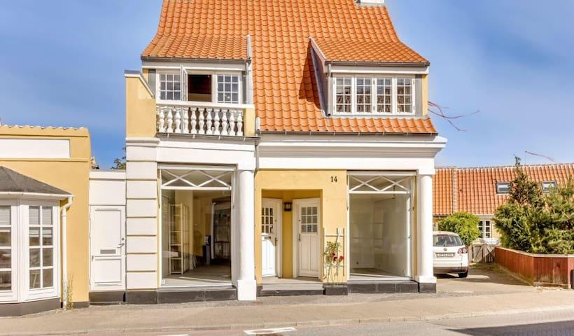 Fru Baumanns hus - Skagen