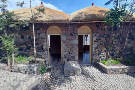 Lalibela tukul at Ben Abeba