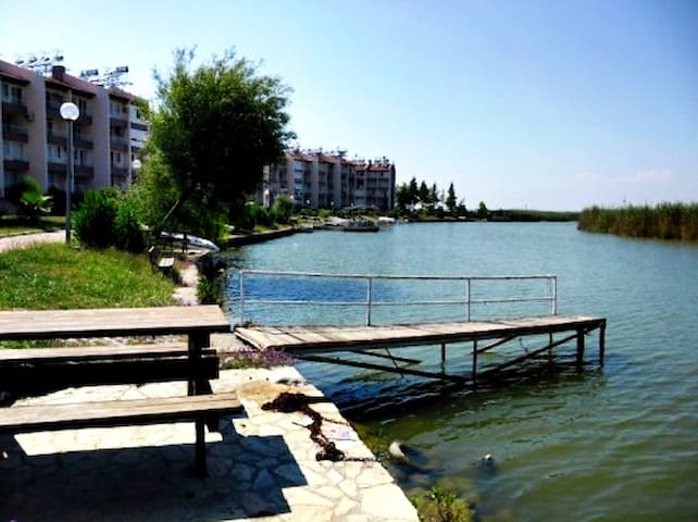 Restful house near the sea and lake - Muratpaşa - Apartamento