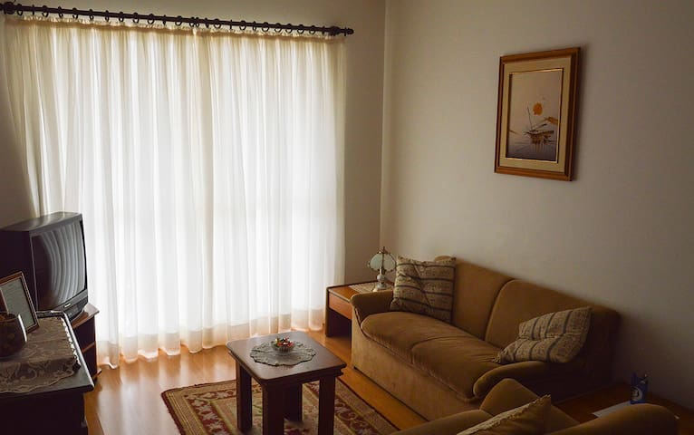 Great apartment downtown area - São Carlos - Flat