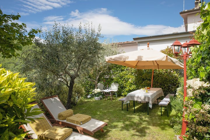 Bernardini Home with Garden in Garfagnana