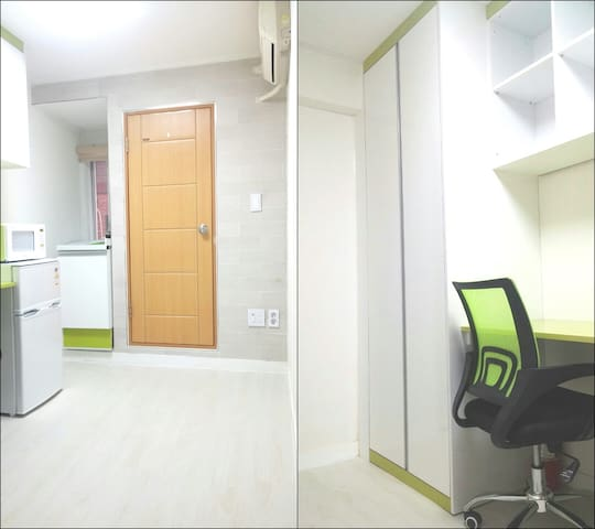 Ur own place/studio APT in the heart of Seoul/ SNU