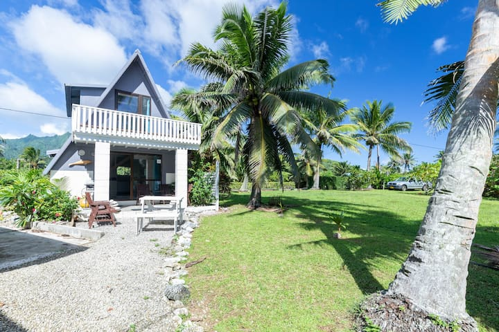 Avaro Cottage – with shared pool