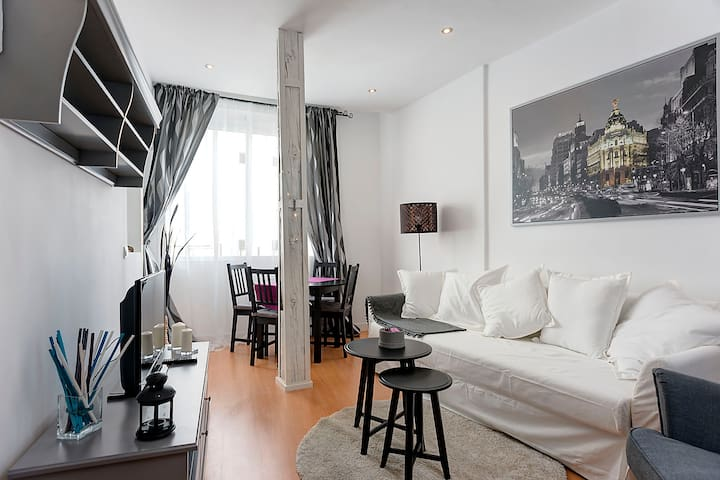 Beautiful flat in Callao