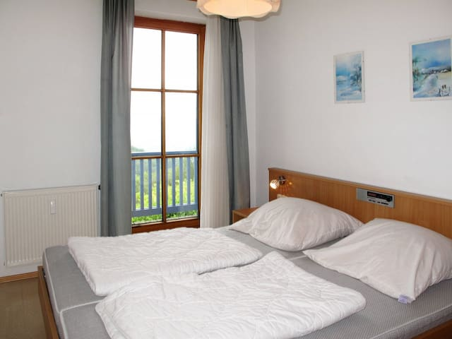 36 m² apartment Appartementanlage Sonnenwald in Langfurth - Langfurth - Flat