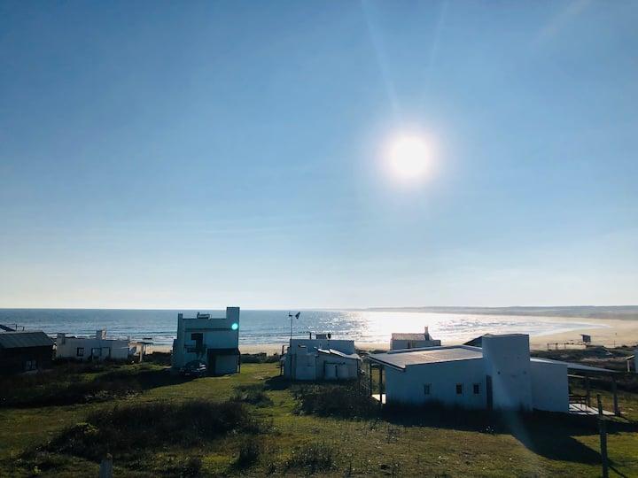 Casa Cabo Polonio  Playa sur