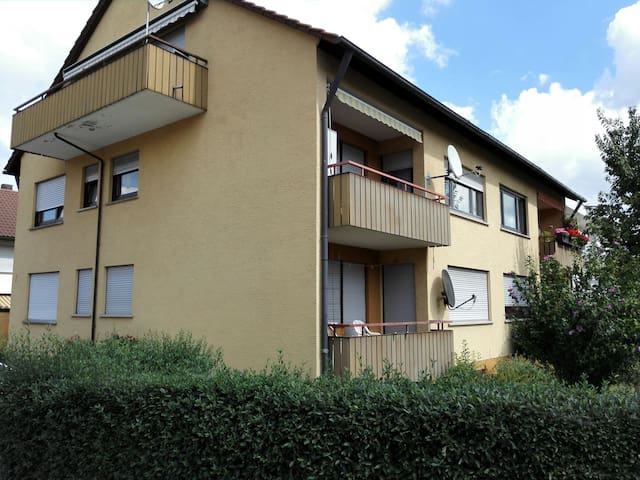 Stuttgart Airport / Messe / Trade - Filderstadt - Apartment