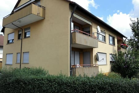 Apt near Stuttgart Airport / Messe - Apartment