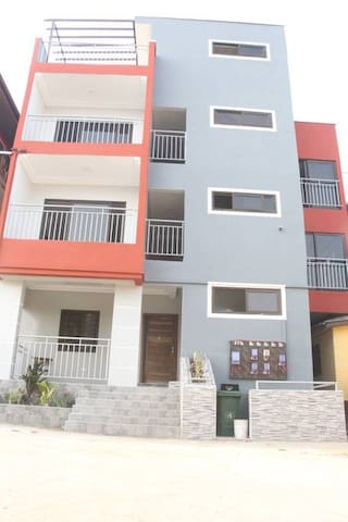 Akwaaba House Two Bedroom Apartment