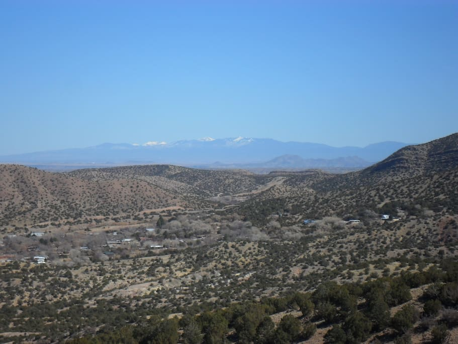 Placitas view