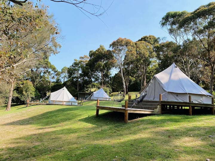 Glamping Holiday - Iluka Retreat