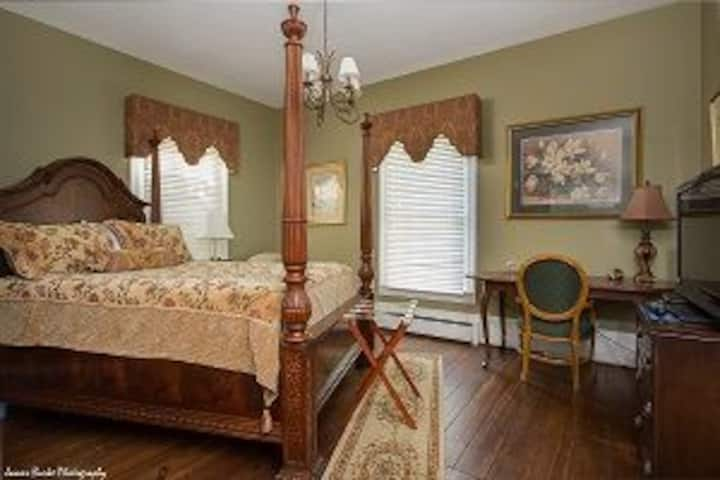 Fern - Private room at The Ashford Inn