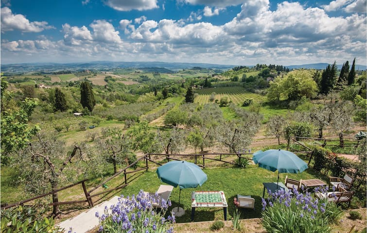Holiday apartment with 1 bedroom on 40 m² in San Gimignano SI