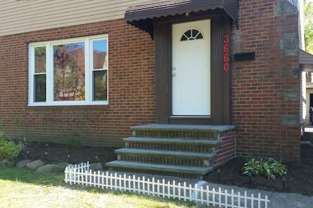 RNC 2016 family-friendly home - Cleveland Heights