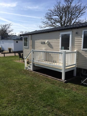2 bed deluxe plus Haven Caister, Pet friendly