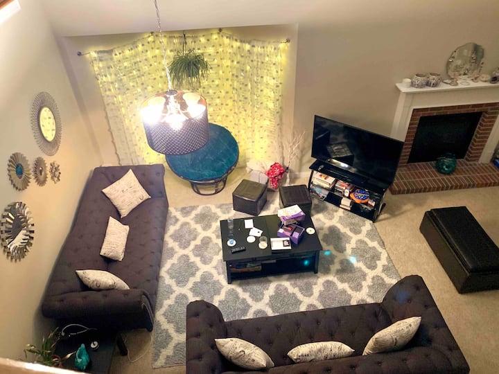 The Blue room - long term rental