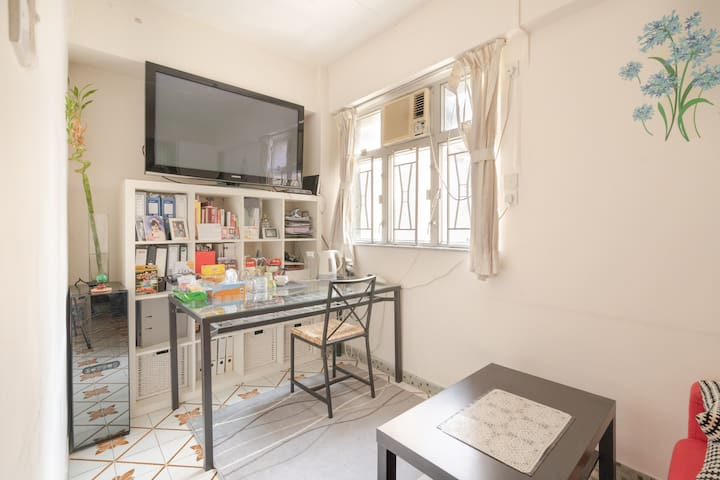 Party? Work? Art? 1 BR Apartment, Central, Soho