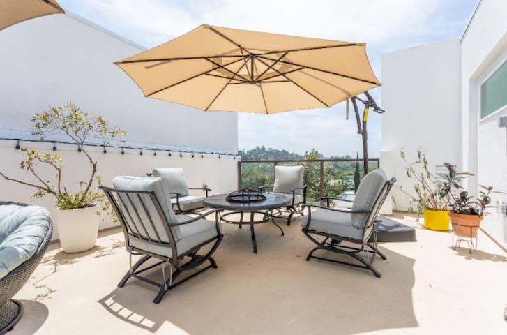Casa Terraza ♥︎ Private Suite ♥︎ Highland Park ♥︎