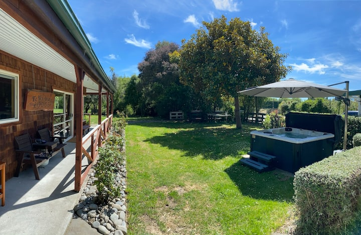 Te Waihora Lodge, Lake Ellesmere, Christchurch