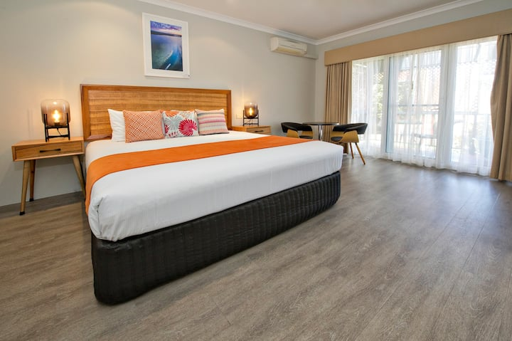 King Studio-Margaret River Town Centre-4Star Motel