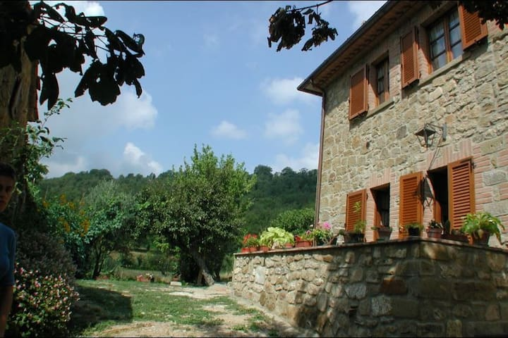 ASINELLO - Volterrano - Apartment