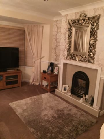 Beautiful Family home - Wythenshawe - Dům