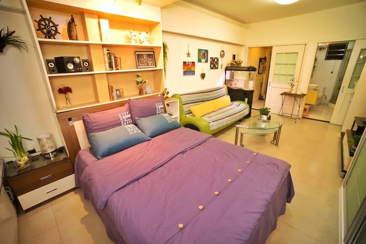 【DRAGON'S HOUSE】Chengdu丨Center丨KuanZhai Lane丨 - Chengdu - Apartament