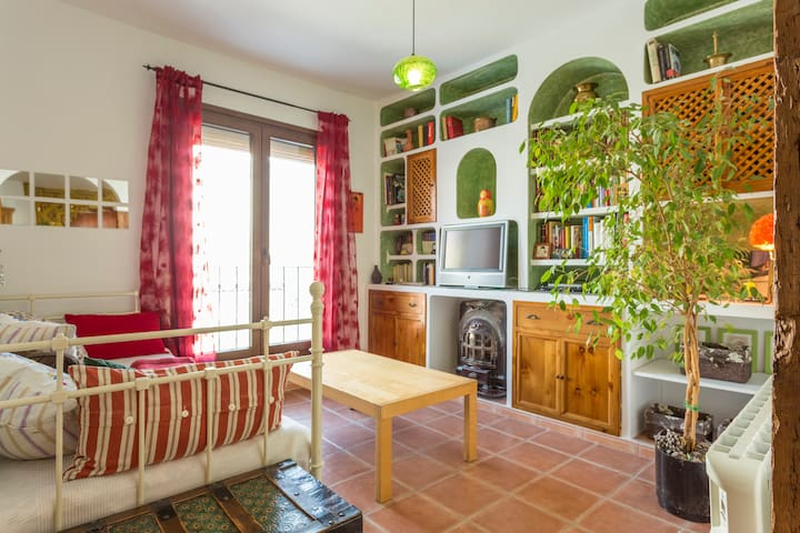 Center flat in Madrid city - Madrid - Apartment
