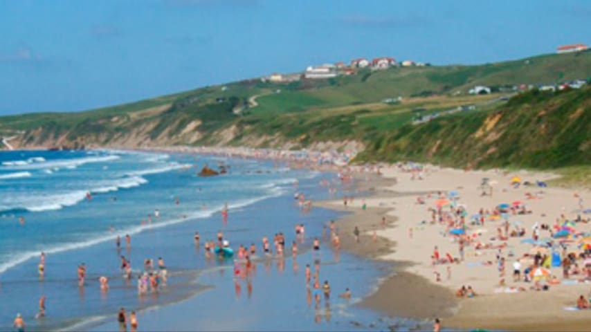 Piso en primera línea de playa - San Vicente de la Barquera - Квартира