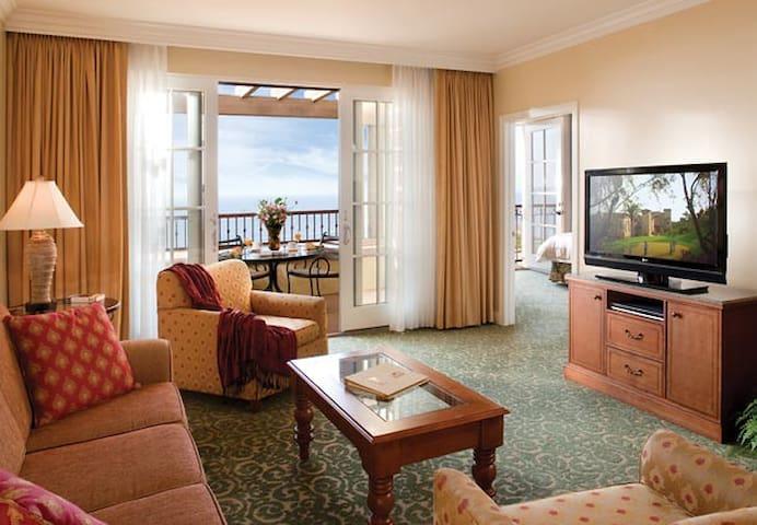 Marriott Newport Coast Resort : 2BR Luxury Villa