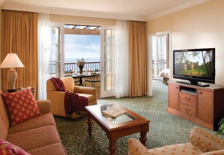 Marriott Newport Coast Resort : 2BR Luxury Villa