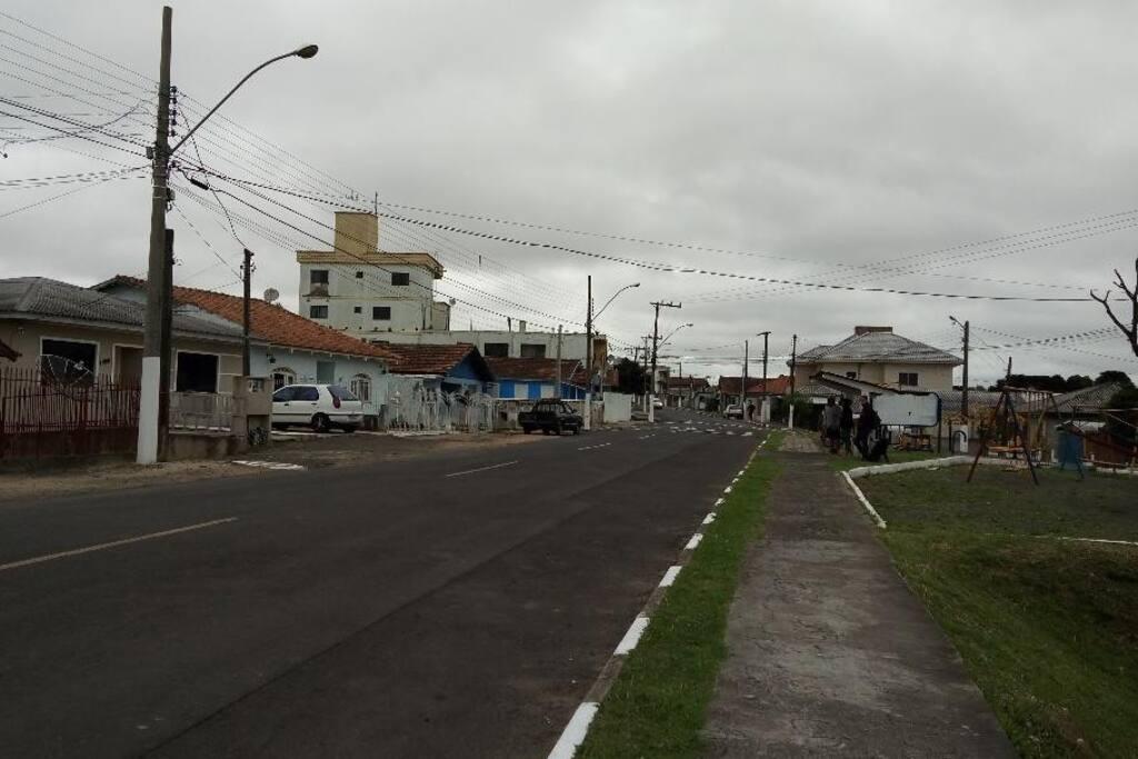Na Rua Principal